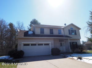 Property for sale at 6964 Wintergreen Drive, Fruitport,  MI 49415