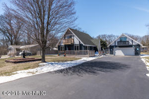 Property for sale at 2837 Romedius Street, Muskegon,  MI 49444