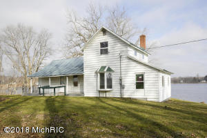 Property for sale at 5480 W Cloverdale Road, Delton,  MI 49046