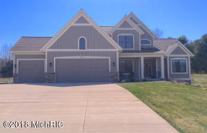 Property for sale at 8023 Union Station Drive, Byron Center,  MI 49315