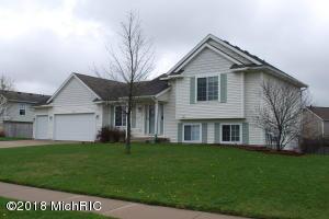 Property for sale at 535 Misty Ridge Drive, Middleville,  MI 49333