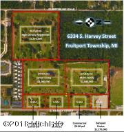 Property for sale at 6334-2 S Harvey Street, Muskegon,  MI 49444