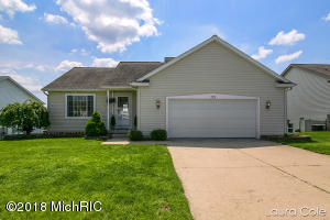 Property for sale at 723 Green Meadows Drive, Middleville,  MI 49333