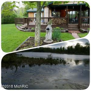 Property for sale at 108 Little Long Lake Road, Nashville,  MI 49073