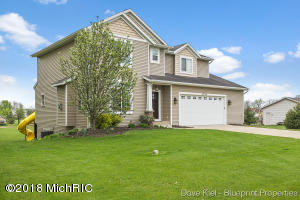 Property for sale at 2734 Wildflower Drive, Middleville,  MI 49333