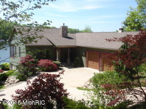 Property for sale at 4681 Lakefront Drive, Delton,  MI 49046