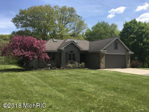Property for sale at 4454 Popell Drive, Newaygo,  MI 49337