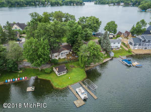 Property for sale at 10817 Long Point Drive, Plainwell,  MI 49080