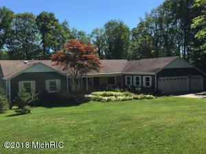 Property for sale at 10180 Rivershore Drive, Caledonia,  MI 49316