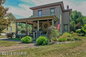 Property for sale at 115 Hicks Avenue, Plainwell,  MI 49080