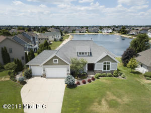 Property for sale at 1485 Lakeside Drive, Hudsonville,  MI 49426