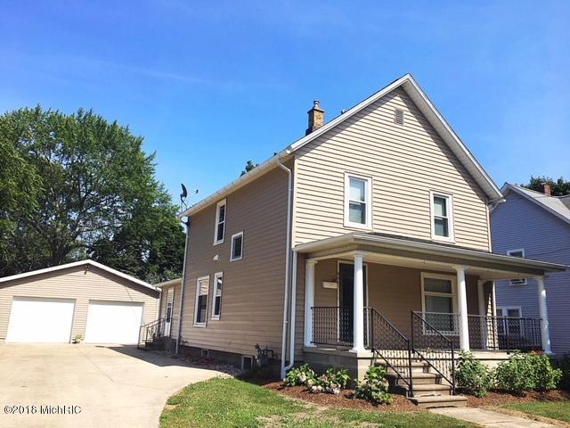 305 OAK STREET, THREE OAKS, MI 49128