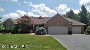 Property for sale at 3274 Woodsview Hills Drive, Caledonia,  MI 49316