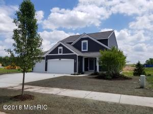Property for sale at 7900 High Knoll Drive, Byron Center,  MI 49315