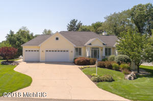 Property for sale at 112 Crosswind Drive, Holland,  MI 49424