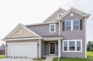Property for sale at 820 View Pointe Drive, Middleville,  MI 49333