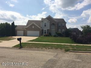 Property for sale at 1990 Black Mountain Drive, Caledonia,  MI 49316