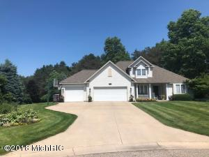 Property for sale at 1093 Jill Louise Court, Holland,  MI 49424