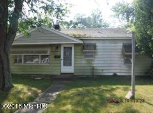 Property for sale at 63 N Cedar Avenue, Battle Creek,  MI 49037