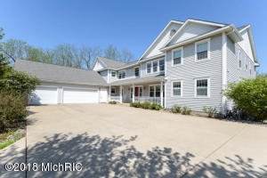 Property for sale at 230 W 2nd Avenue, Plainwell,  MI 49080