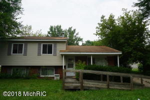 Property for sale at 4517 Pittsford Avenue, Portage,  MI 49002