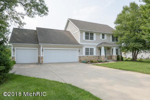 Property for sale at 668 Edward Drive, Plainwell,  MI 49080