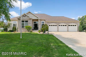 Property for sale at 1935 Amanda Drive, Jenison,  MI 49428