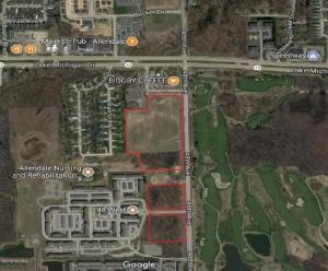 Property for sale at 11125 48th Avenue, Allendale,  MI 49401