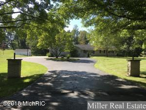 Property for sale at 222 Indian Hills Drive, Hastings,  MI 49058