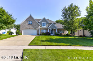 Property for sale at 4407 Oak Meadow Drive, Hudsonville,  MI 49426