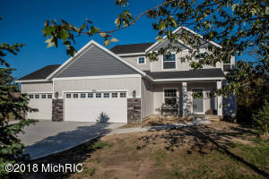 Property for sale at 7900 Meadows Court, Hudsonville,  MI 49426