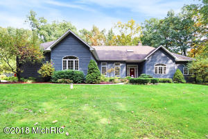 Property for sale at 7180 Fox Meadow Drive, Rockford,  MI 49341
