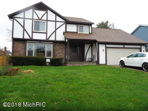 Property for sale at 1791 Lockmere Drive, Kentwood,  MI 49508