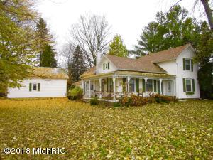 Property for sale at 4495 N Masters Road, Coral,  MI 49322