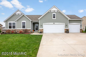 Property for sale at 2878 Jamieson Court, Hudsonville,  MI 49426