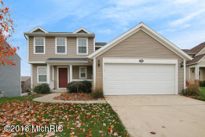 Property for sale at 7951 Blain Meadow Court, Byron Center,  MI 49315