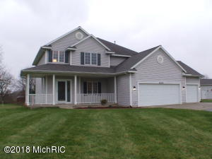 Property for sale at 9899 Ivanrest Avenue, Byron Center,  MI 49315