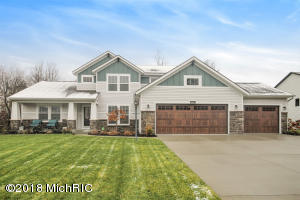 Property for sale at 6441 Summer Meadows Drive, Rockford,  MI 49341