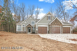 Property for sale at 4120 Settlers Ridge Road, Belmont,  MI 49306