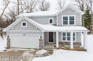 Property for sale at 2921 Valley Spring Drive, Caledonia,  MI 49316
