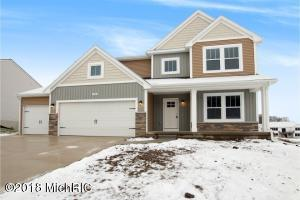 Property for sale at 3261 Oakmont Drive, Hudsonville,  MI 49426