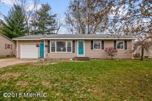 Property for sale at 1647 Fairview Street, Jenison,  MI 49428