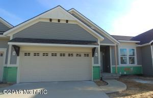 Property for sale at 899 Cooks Crossing Drive Unit 42, Byron Center,  MI 49315