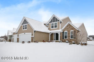 Property for sale at 2989 Brixton Drive, Jenison,  MI 49428
