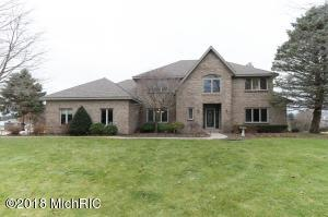 Property for sale at 156 Bay Meadows Drive, Holland,  MI 49424