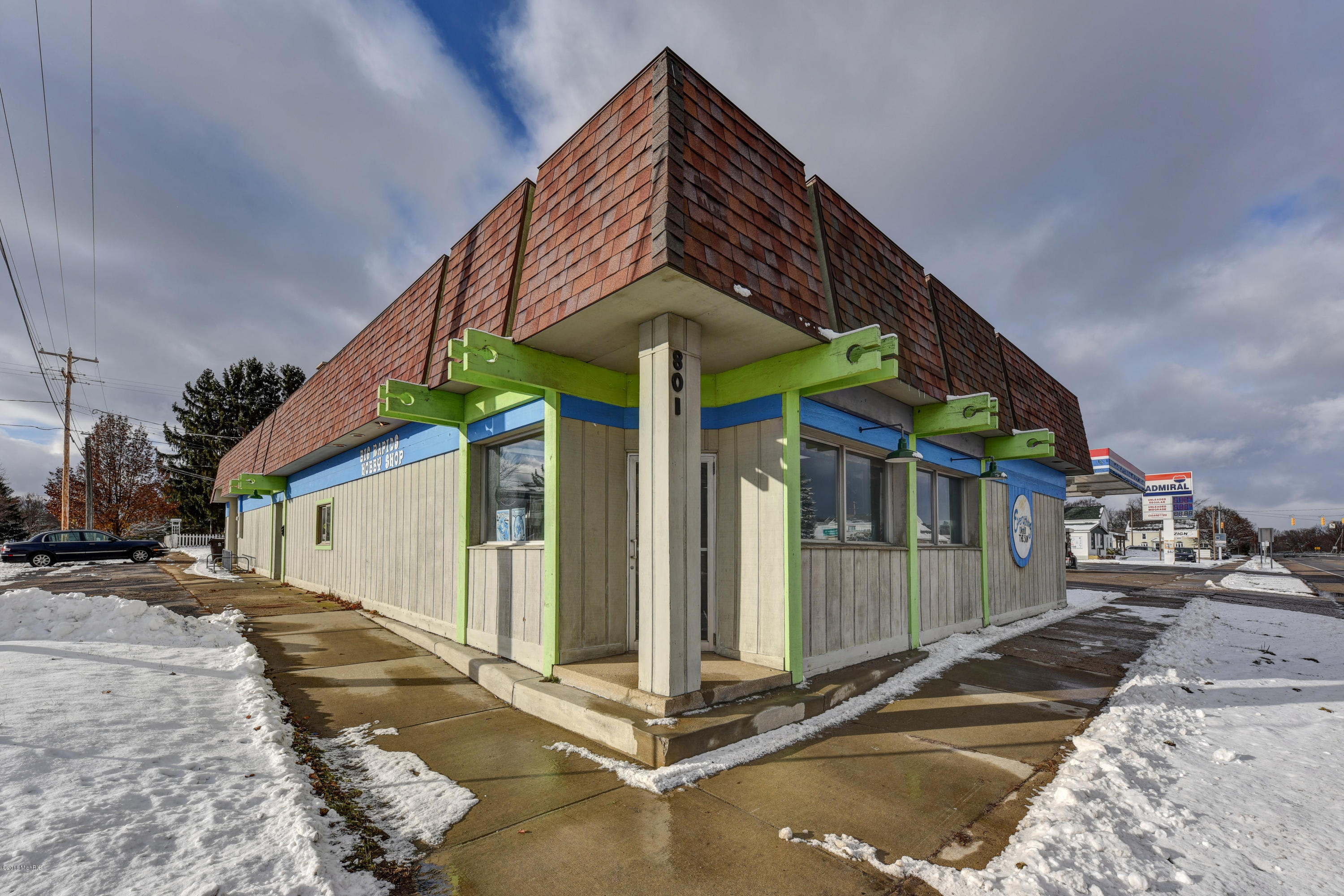 801 State Street, Big Rapids, Michigan 49307, ,Commercial Sale,For Sale,State,18057948