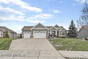 Property for sale at 7029 Glacier Drive, Hudsonville,  MI 49426