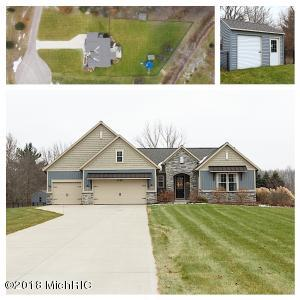 Property for sale at 4846 Kirkshire Lane, Hudsonville,  MI 49426