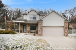 Property for sale at 6249 Middale Drive, Belmont,  MI 49306