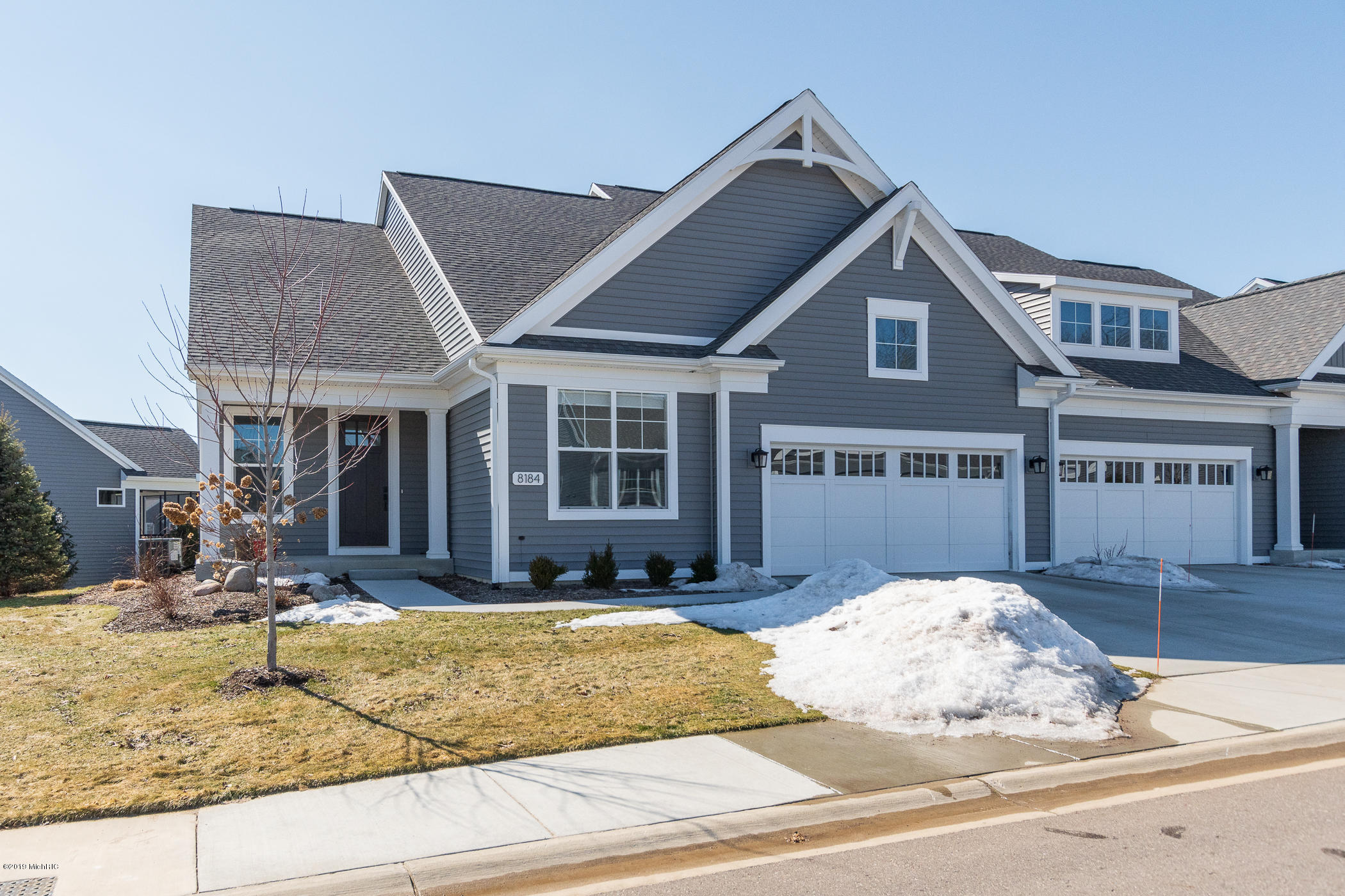 8184 Slate Stone Circle, Portage, Michigan 49024, 3 Bedrooms Bedrooms, ,3 BathroomsBathrooms,Residential,For Sale,Whisper Rock Condominium Association,Slate Stone,19009346